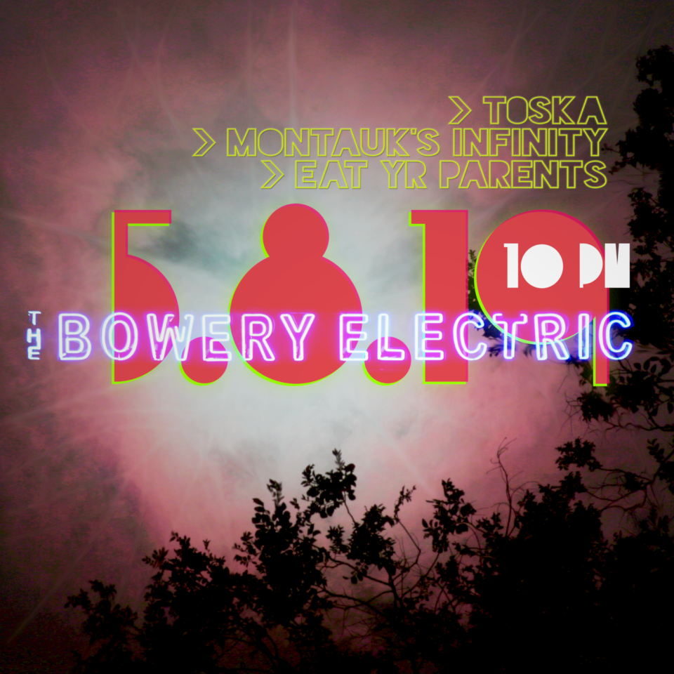 Tonight: MTKI @ Bowery Electric
