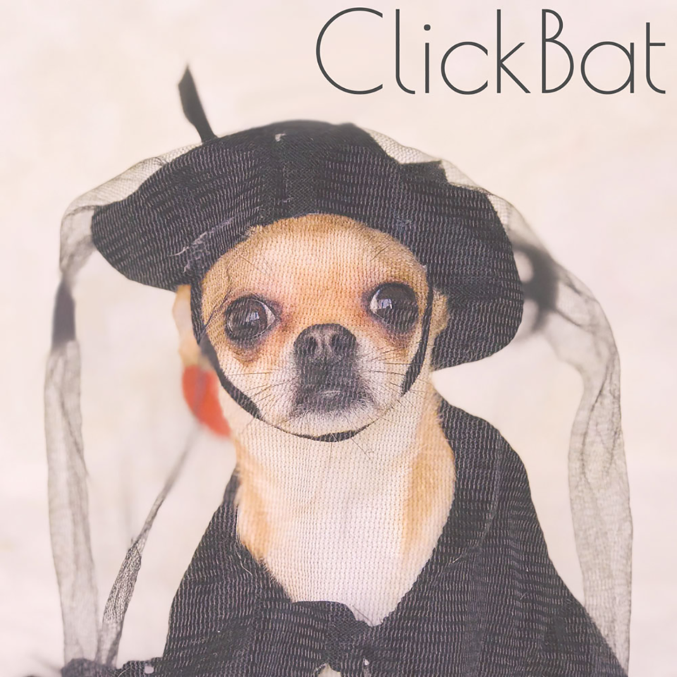 "Introducing ""ClickBat""!"